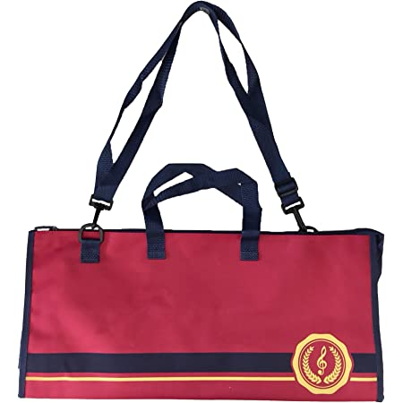 YAMAHA ピアニカ・鍵盤ハーモニカ用バッグ・両手が空いて安全安心!鍵盤ハーモニカ用ショルダーバッグ