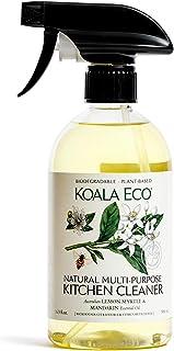 Koala Eco All Natural Lemon Myrtle and Mandarin Multi-Purpose Kitchen Cleaner, 500 ml