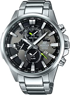 Casio Edifice Stainless Steel Chronograph Efr303D-1A Watch