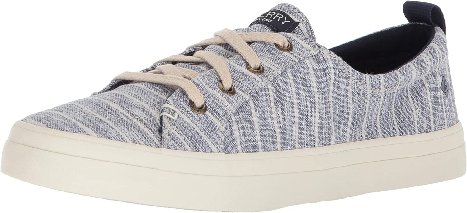 Sperry Women's Crest Vibe Painterly Stripe shoes