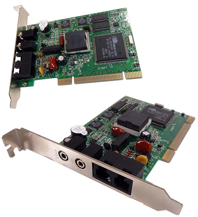 .Jaton. Lot-20 56K V.90 Voice PCI Modem 6C5WP15-L20 MOCR5620PCI Cirrus Logic