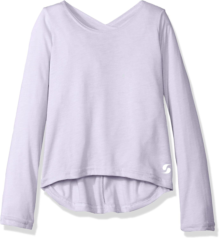 Soffe Girls Dance Top Shirt