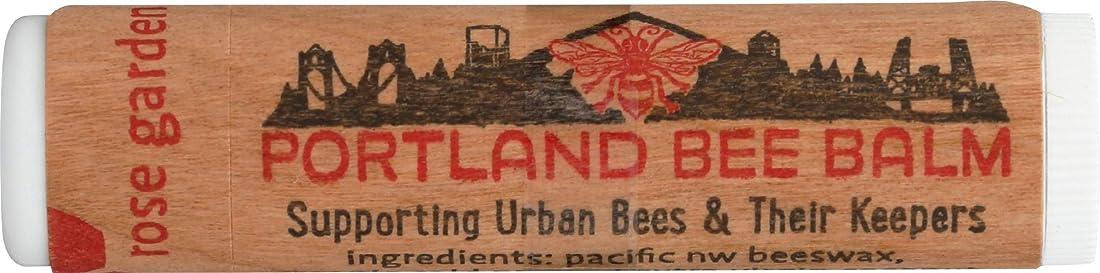 ノベルティの面ではガレージPortalnd Bee Balm(ポートランドビーバーム) ローズガーデン