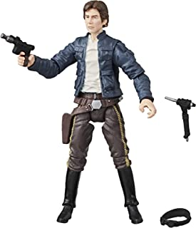 Star Wars The Vintage Collection Han Solo (Bespin) Toy, 9.5-cm-Scale Star Wars: The Empire Strikes Back Figure, Children A...