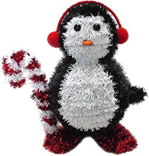 Ashland Tinsel Penguin 11.5