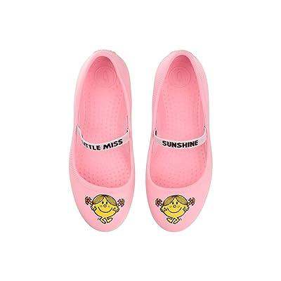 Native Kids Shoes Little Miss Sunshine Margot Print (Little Kid) (Princess Pink) Girls Shoes