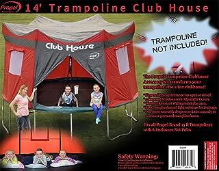 Propel Trampolines Propel Tent, 14', Maroon