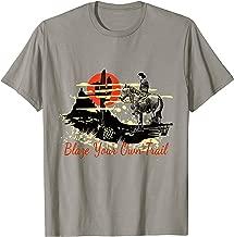 Horse Blaze Own Trail T-Shirt