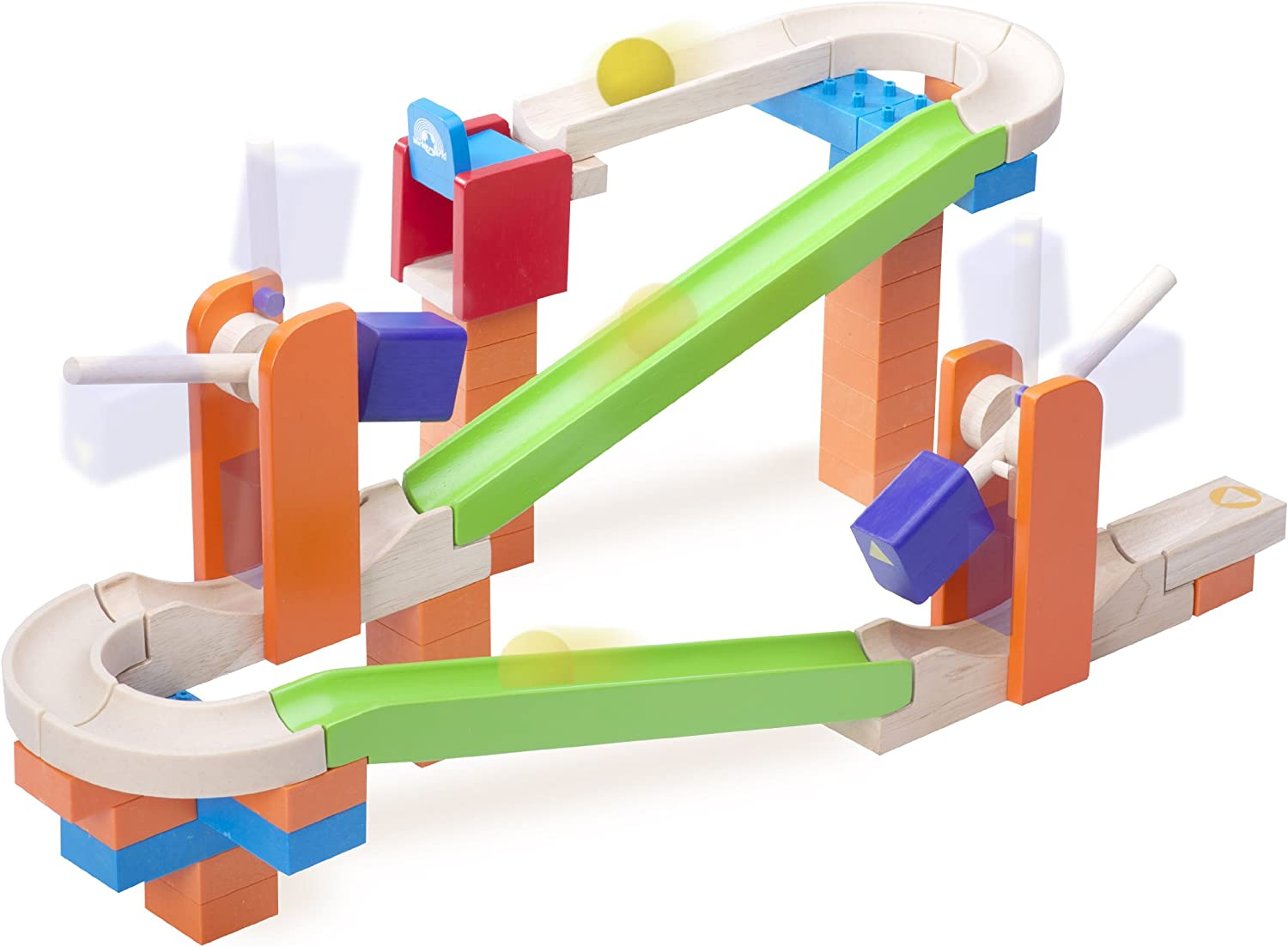 Andreu Toys Andreu ToysWW7011 Wonder World Power Booster Track Toy Set, 32 x 64 x 30 cm