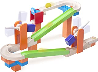 Wonderworld Creative Gravity Play! Trix Tracks Power Booster - 42 Piece Set Unique Kids Toy with Endless Building Options