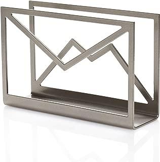 Netzstoff Schwarz Sqiuxia Briefablage mit 3 Sitzen