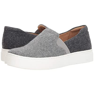 Naturalizer Carly 3 (Medium Grey Flannel Fabric) Women