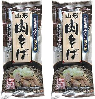 みうら食品 山形肉そば(タレ付き) 288g×2個