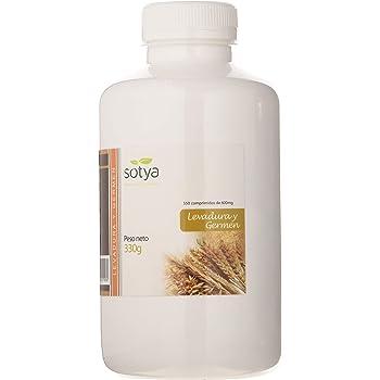 Sotya - Germen de Trigo, 220 perlas 700 mg: Amazon.es: Salud y ...