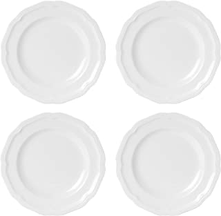 Mikasa Antique White Bread And Butter Plate, Set Of 4