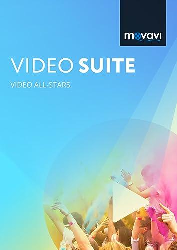 Movavi Video Suite 17 Business-Lizenz [Download]