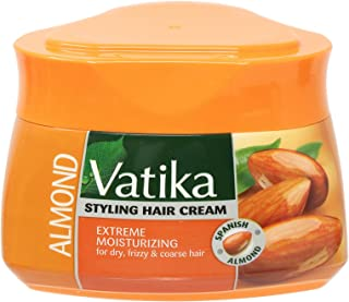Vatika Styling Extreme Moisturizing Hair Cream - 210 ml