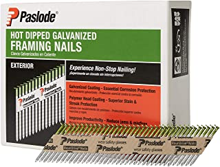 """Plastic Collated 3,000 6d 2/"""" Inch 21 Degree Full Round Head Nails"""