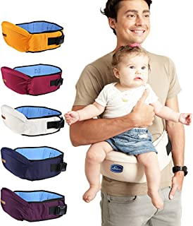 Baby Hip Seat Waist Belt Backpack Carrier Kids Infant seat by COOL AND TRENDY