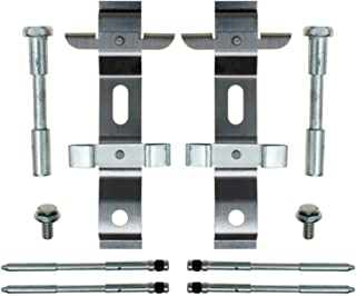 ACDelco 18K2108X Professional Front Disc Brake Caliper Hardware Kit with Clips, Pins, and Bolts