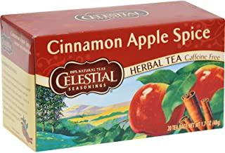 Celestial Seasonings Tea Herb Cinnamon Apple