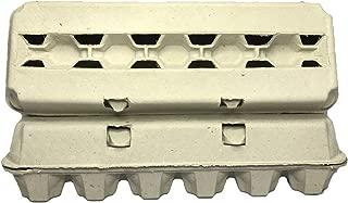 Zellwin Farms 12ct Blank Egg Cartons - 100pcs