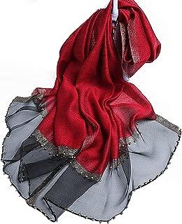 Best rectangular silk scarves Reviews