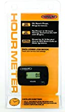 Hardline Products HR-8063-2 Hour Meter,Black
