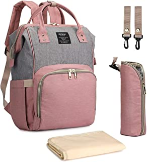 Baby Diaper Bag Backpack NOTE : Note: Seller TGT Tech's product is fake, I hope customers do not be deceived.