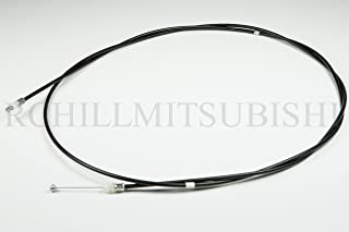 2017 2018 2019 partial year Genuine Mitsubishi Automatic CVT Transmission Shift Cable 2430A092 Outlander SPORT 2011 2012 2016