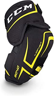 CCM Unisex EP9040 Jr Tacks Elbow Pads, Junior