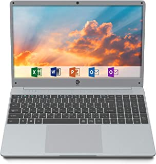 NAT-KU PC ノートパソコン/Windows10Pro/超軽量 薄型/日本語キーボード/MS Office2019/メモリ8GB/SSD256GB/15.6インチ/Wi-Fi/WEBカメラ/Full HD/Celeron-N3450(1....
