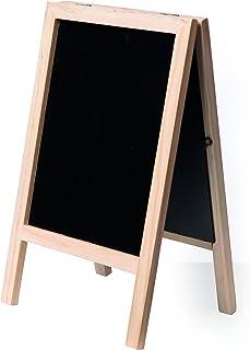 Securit SBS-B-MNI tiza para pizarrra Negro Madera - Pizarras de tiza (Negro, Madera, 150 mm, 30 mm, 240 mm, 321 g)