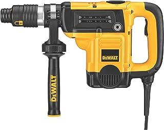 DEWALT Rotary Hammer Drill, Spline Combination, 12-Amp, 1-9/16-Inch (D25553K)