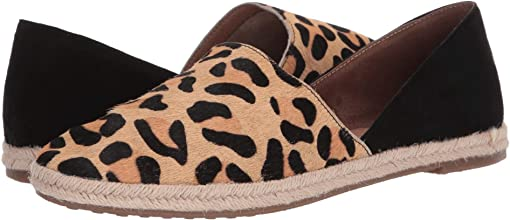 Jaguar Black Haircalf/Suede