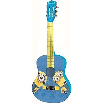 DESPICABLE ME Minions, GRU - Guitarra clásica de 6 Cuerdas, 78 cm ...