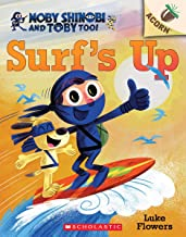 Surf's Up!: An Acorn Book (Moby Shinobi and Toby, Too! #1) (1)