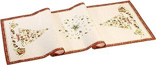comprar comparacion Villeroy & Boch Winter Bakery Delight Camino de mesa, de algodón satinado Camino de mesa para decoración evocadora, algodó...