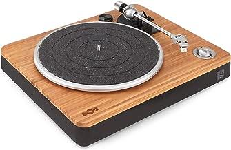 House of Marley, EM-JT000RC-SB, Stir It Up Turntable, Signature Black