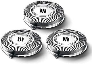 3-packs SH30 vervangende scheerhoofden Vervangende scheerhoofden compatibel for Philips Electric Shaver Series 1000, 2000,...