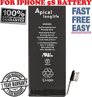 For Iphone 5S LONGLIFE Replacement Battery
