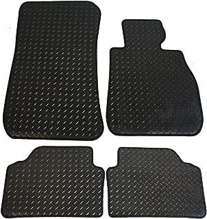 JVL Tailored 4 Piece Rubber Car Mat Set