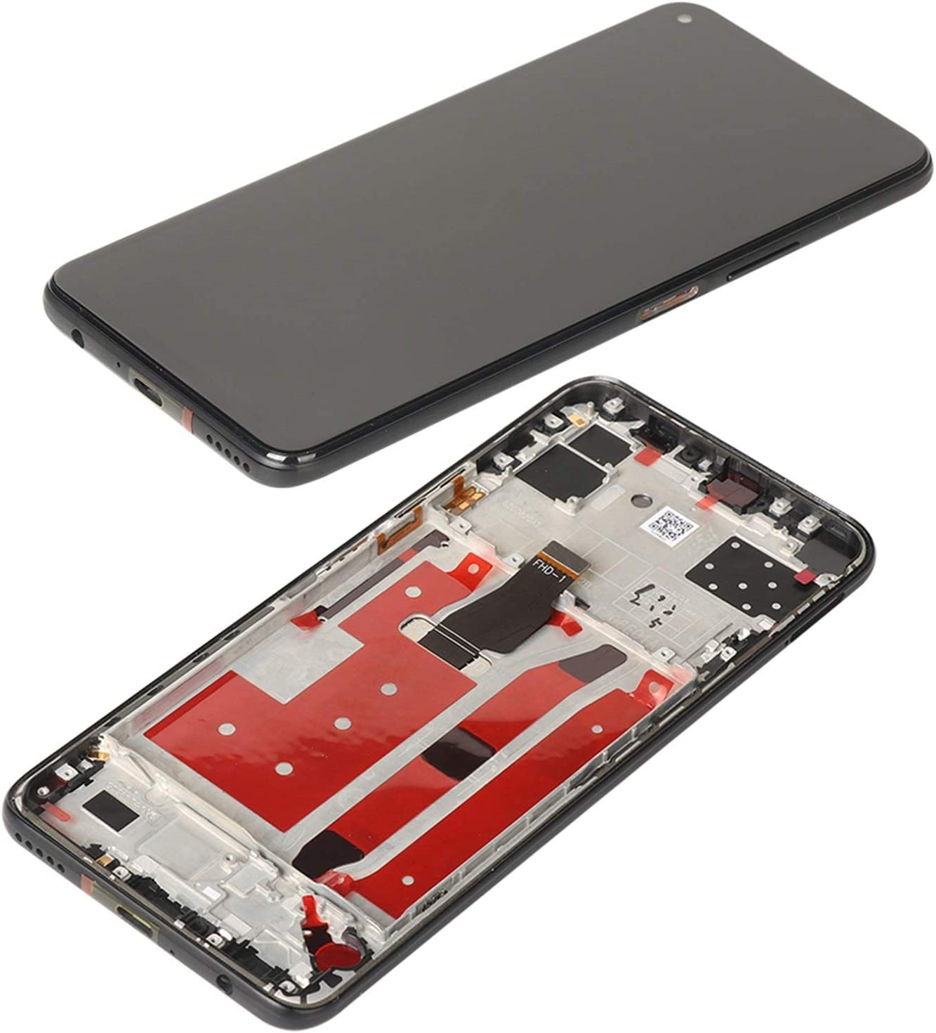 Fit Online limited product for Huawei P40 Lite 5g CDY-NX9A Display N29A Scr Fees free Touch LCD