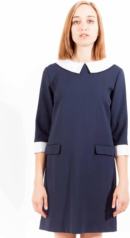 Gant 1403.450807 Short Dress Women bluee 433 40