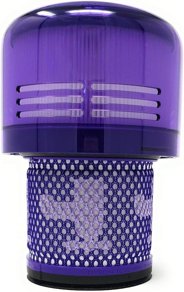 Dyson - unità filtrante grande, lavabile, per aspirapolvere v11, sv14 970013-02
