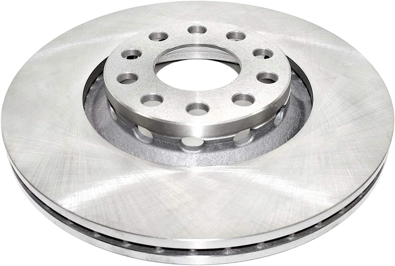 Max 43% OFF DuraGo BR34215 Front Vented New Orleans Mall Rotor Brake Disc