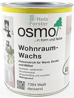 Osmo Wohnraum-Wachs Weiß Deckend 0,75 l - 13100230