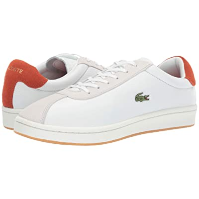 Lacoste Masters 119 3 SMA (Off-White/Red) Men