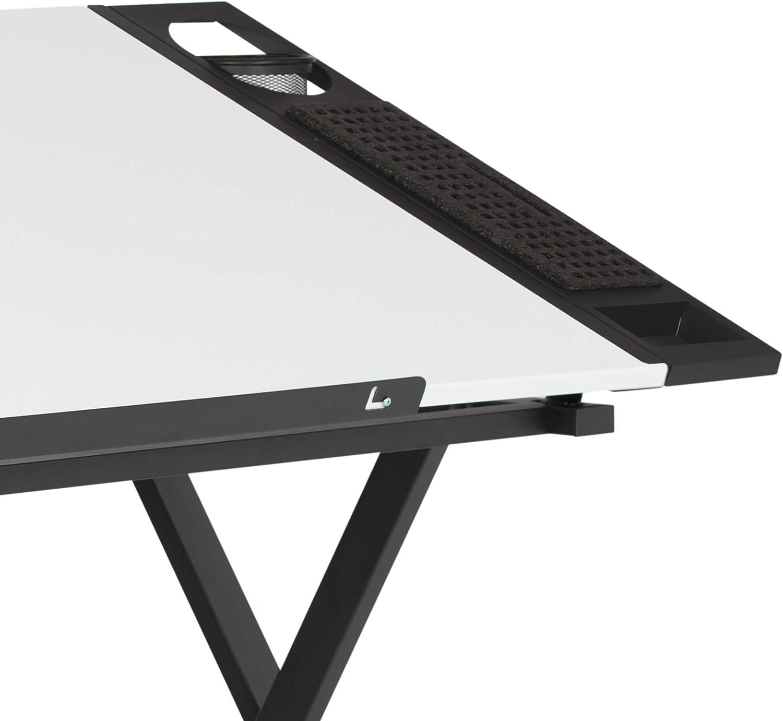 Studio Designs Art Tablett, Metall, Metall, Metall, anthrazit schwarz, 60 x 16,5 x 10 cm B0725X5MNJ | Am praktischsten  fa8d97