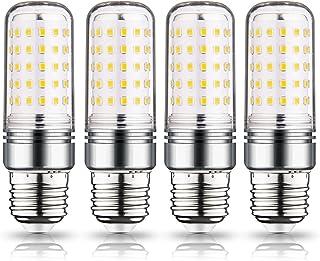 LEKE E26 LED Bulb 15 watt Light Bulbs 3000k 1500lm Warm White LED Light Bulb 100w